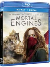 Mortal Engines Blu-ray