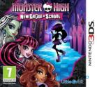 Une Nouvelle Elève à Monster High 3DS