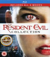 [D] The Resident Evil Collection (Blu-Ray)