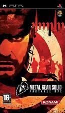 Metal Gear Solid - Portable Ops / PSP
